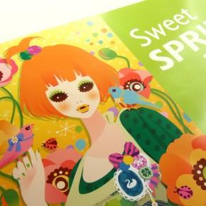 st.TOSCA 2011年 春の広告