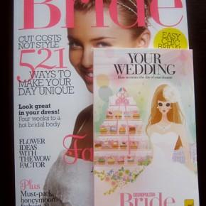 Cosmopolitan Bride 冊子表紙