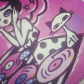 【告知:明日7/6】Sazanami10周年イベントグッズ&作品展示