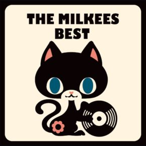 『THE MILKEES BEST』 アナログレコード